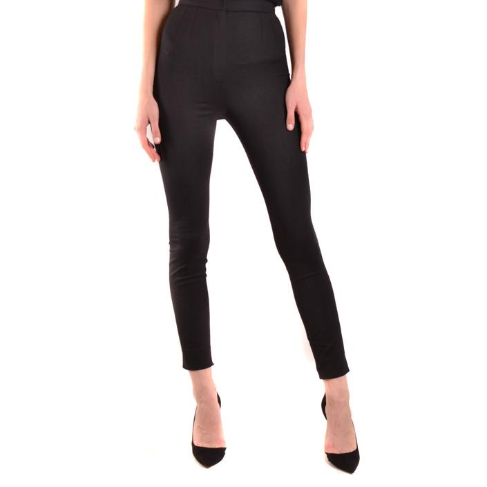 Dolce & Gabbana Women's Trouser Black 170727 - black 38