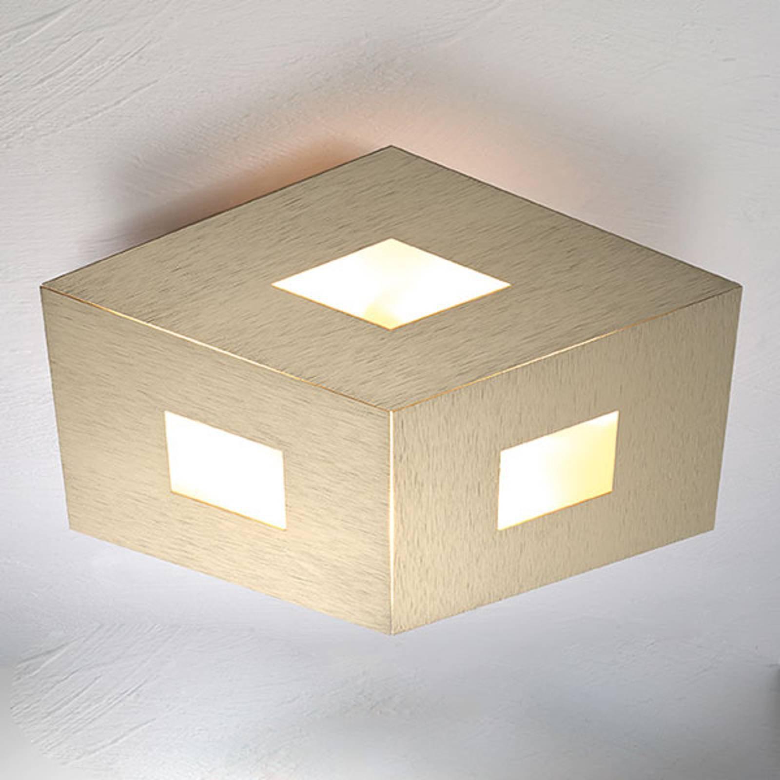 Bopp Box Comfort LED-taklampe gull 45cm