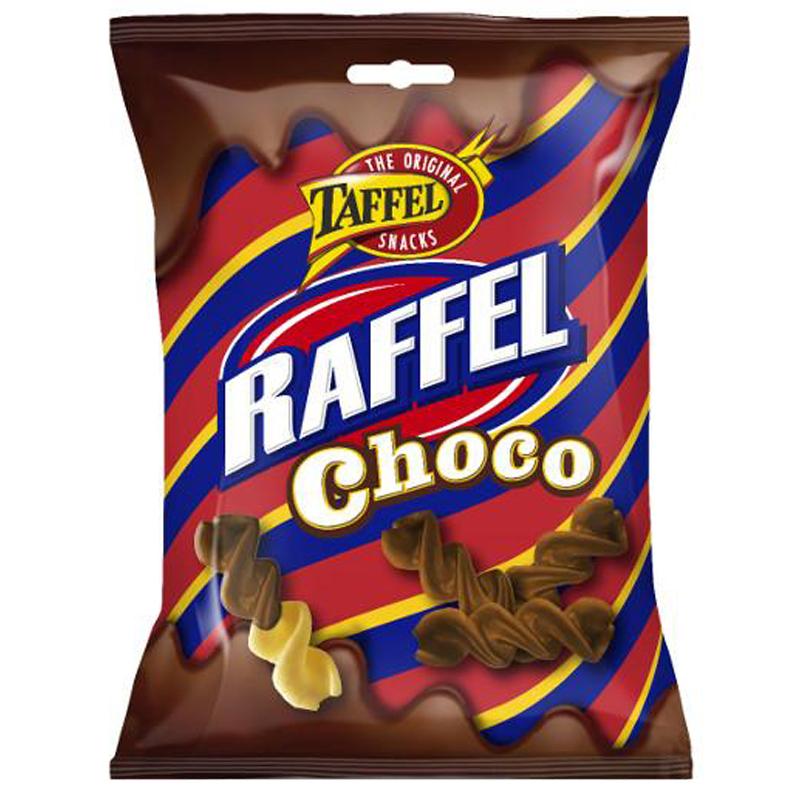 Taffel Raffel Choco - 29% alennus