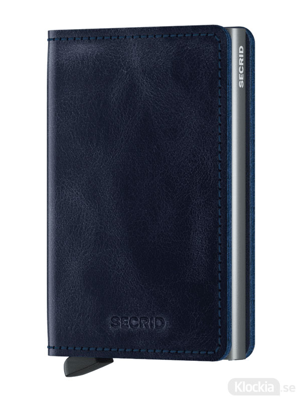 SECRID Slimwallet Vintage Blue SV-Blue
