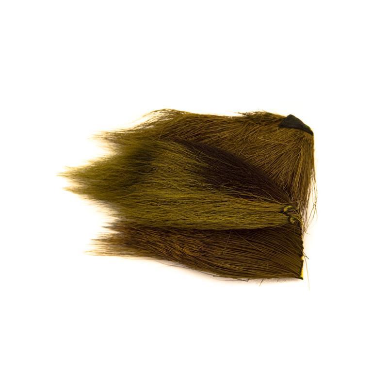 Bucktail piece - Olive Wapsi