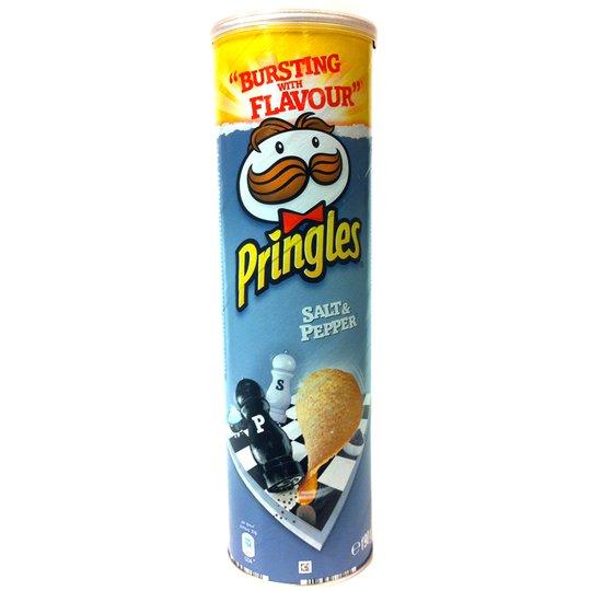 Pringles Salt&peppar - 50% rabatt