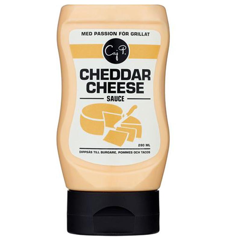 Sås Cheddar Cheese - 25% rabatt
