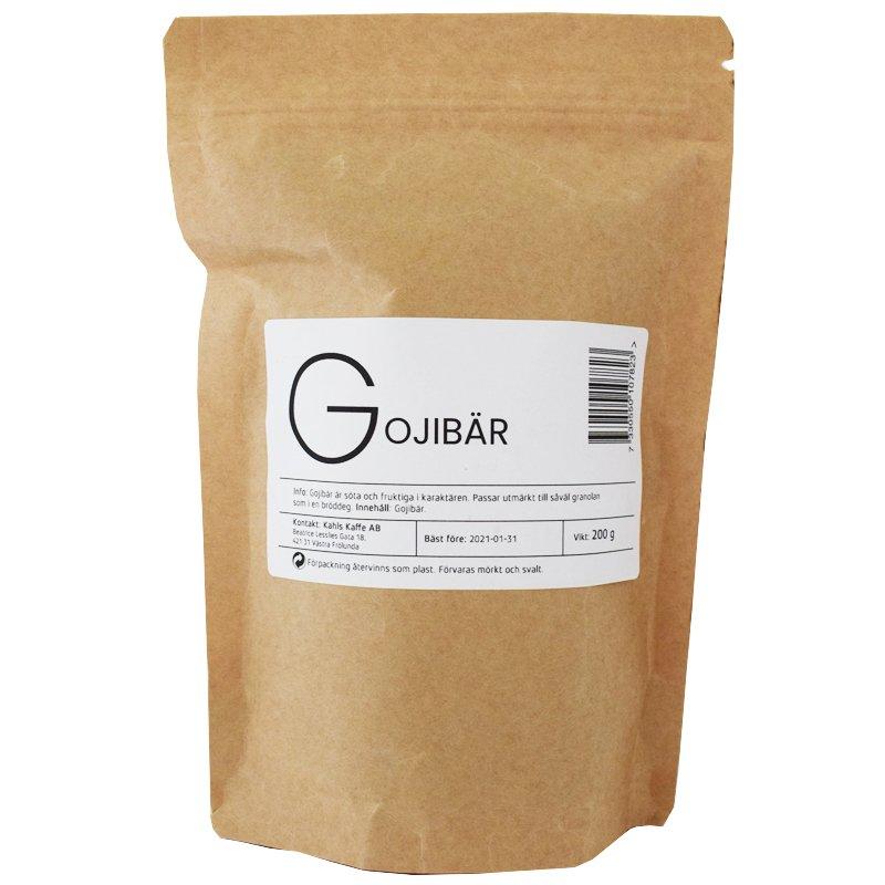 Gojibär - 29% rabatt