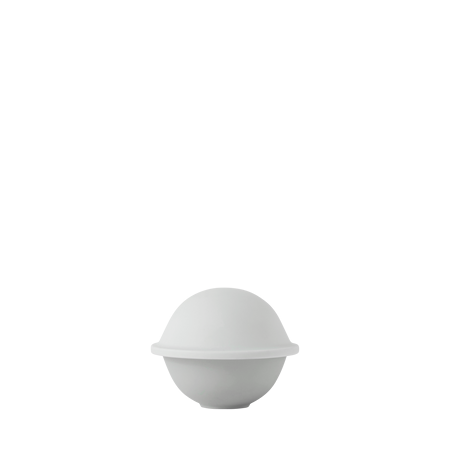 Chapeau Godteriskål Porselen Hvit Ø12,5 cm