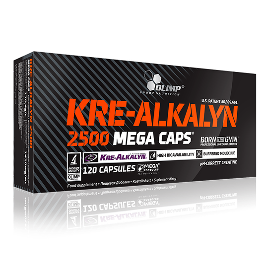 Kre-Alkalyn 2500 Mega Caps, 120 caps