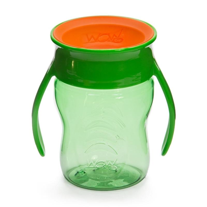 WOW - Cup Baby - Green Tritan