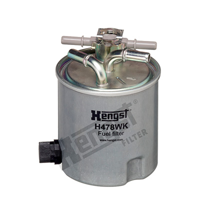 Polttoainesuodatin HENGST FILTER H478WK