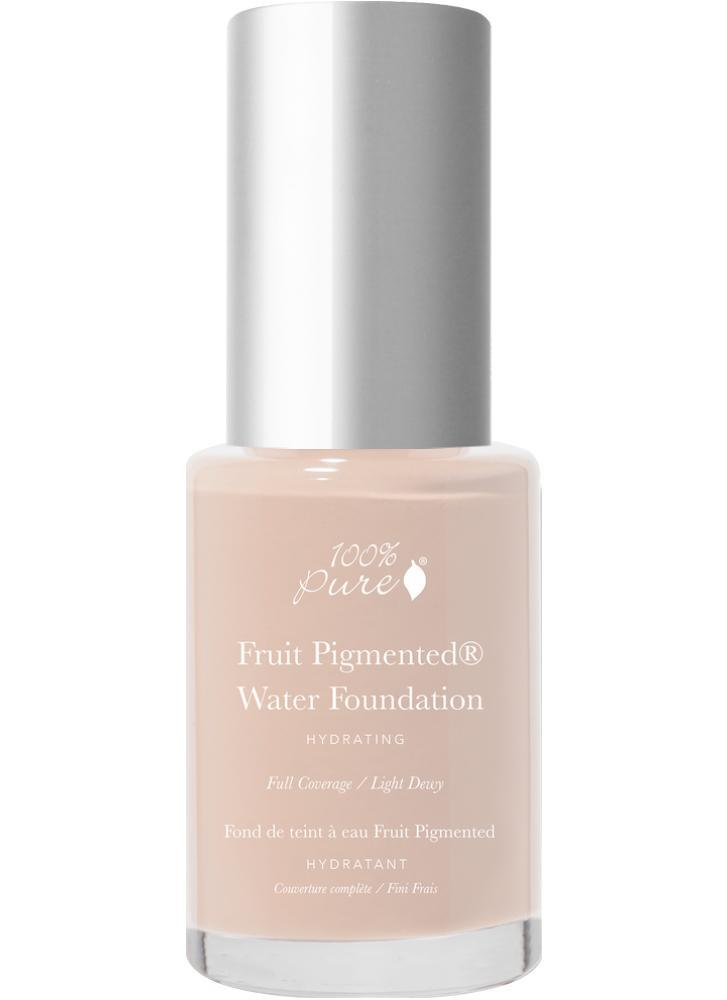 100% Pure Fruit Pigmented Full Coverage Water Foundation