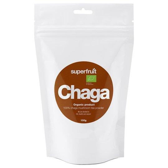 Superfruit Chagapulver, 100 g