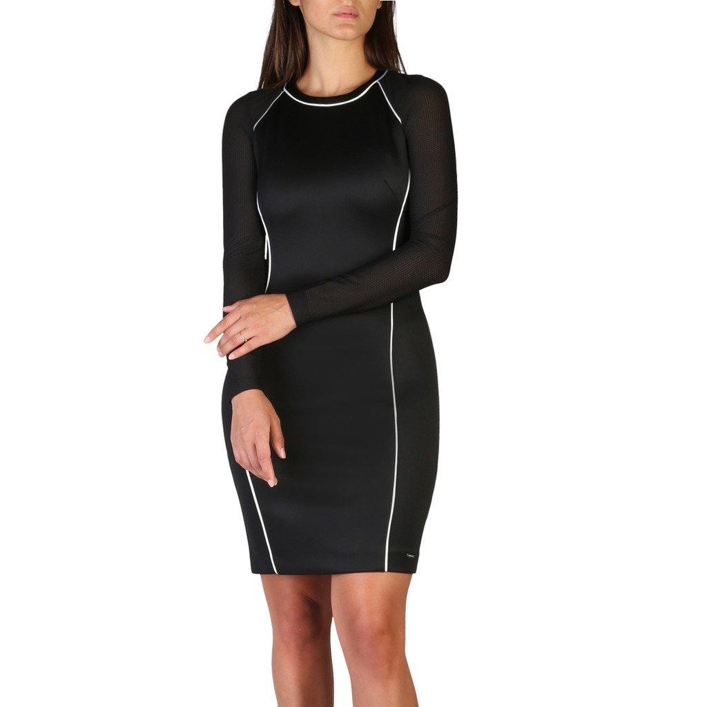 Calvin Klein Women's Dress Black J20J206002 - black S
