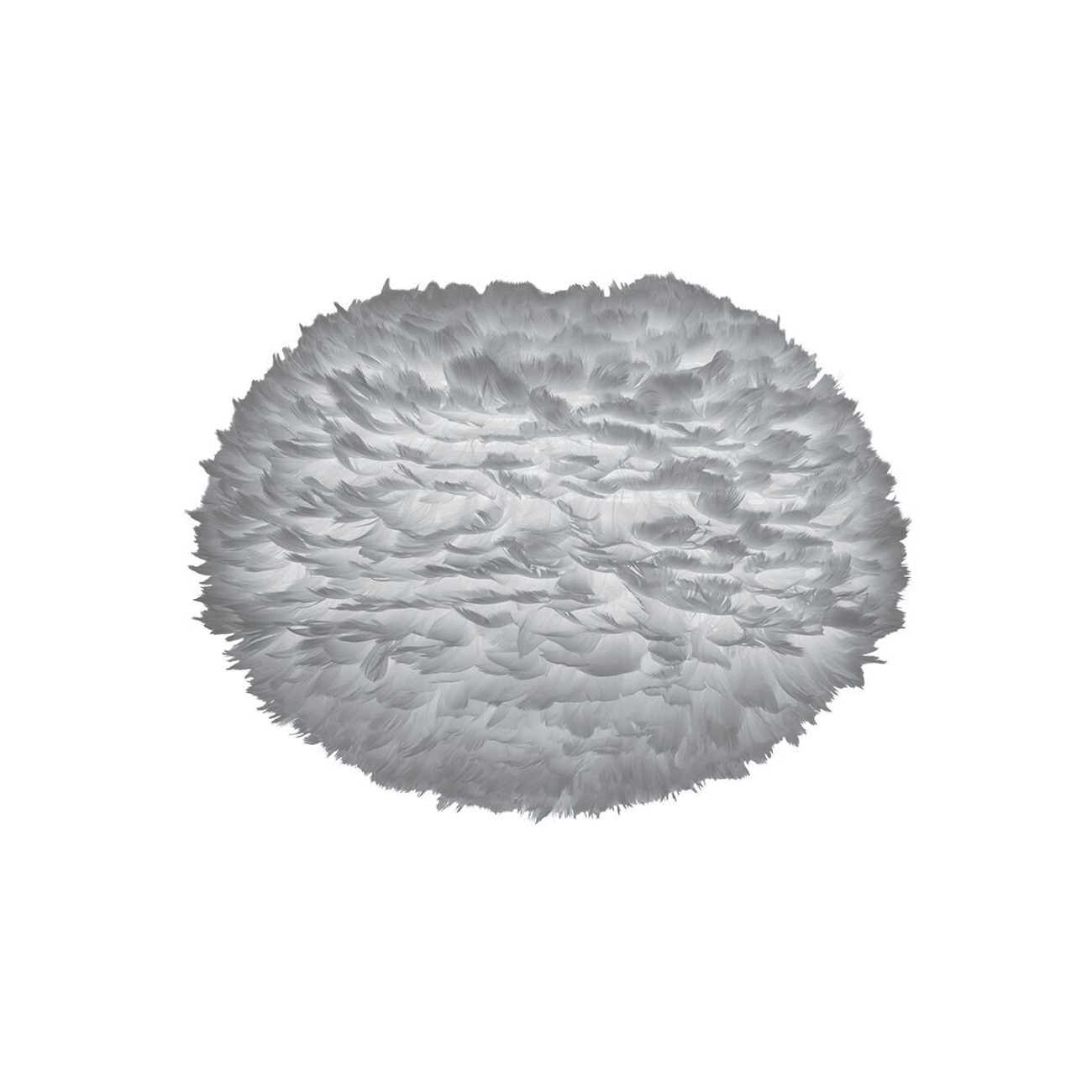 EOS L grey fjäderlampa 65 cm, UMAGE