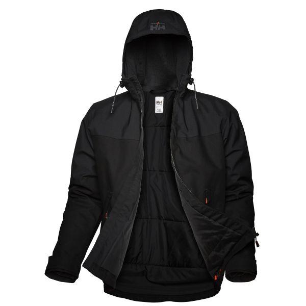Helly Hansen Workwear Oxford Vinterjacka svart Strl XS