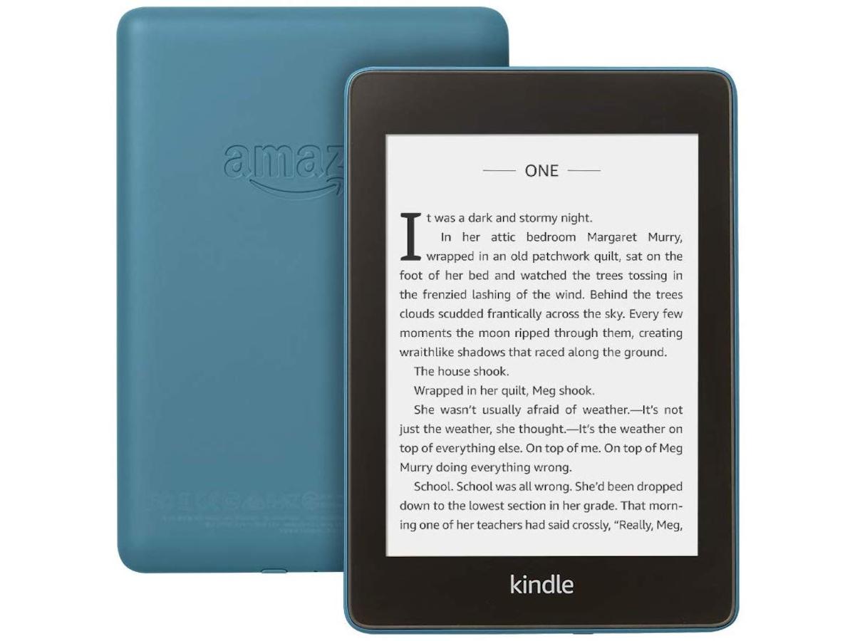 AMAZON KINDLE PAPERWHITE 4 32GB Blue