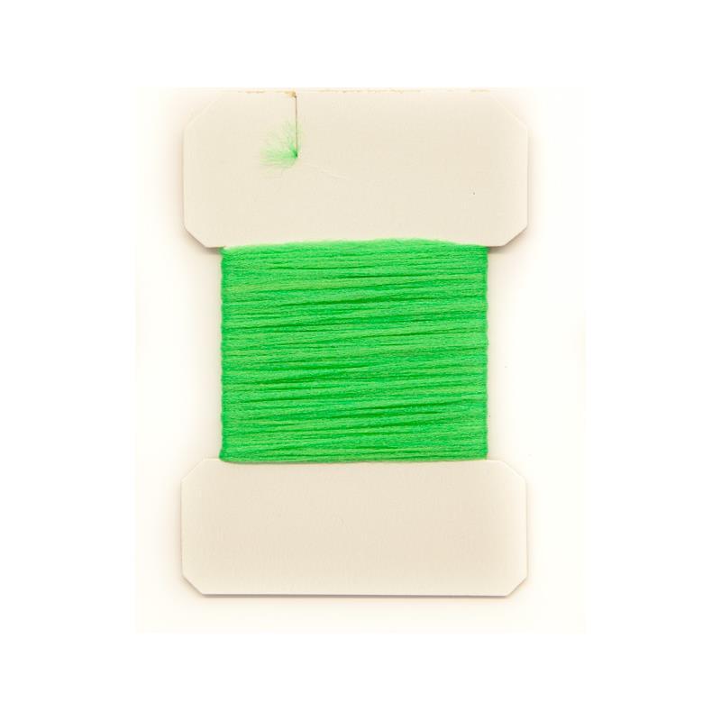 Antron Yarn Carded - Green Highlander