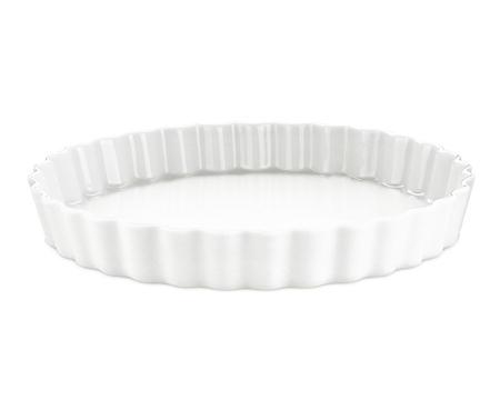 Pillivuyt - Pie Dish - Ø 29 cm - White (280329)