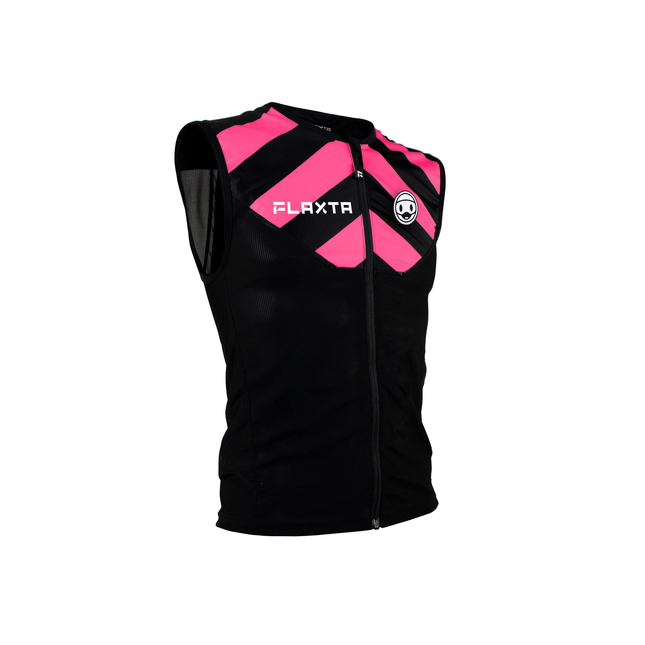 Flaxta Junior - Protection Vest - Pink (M)