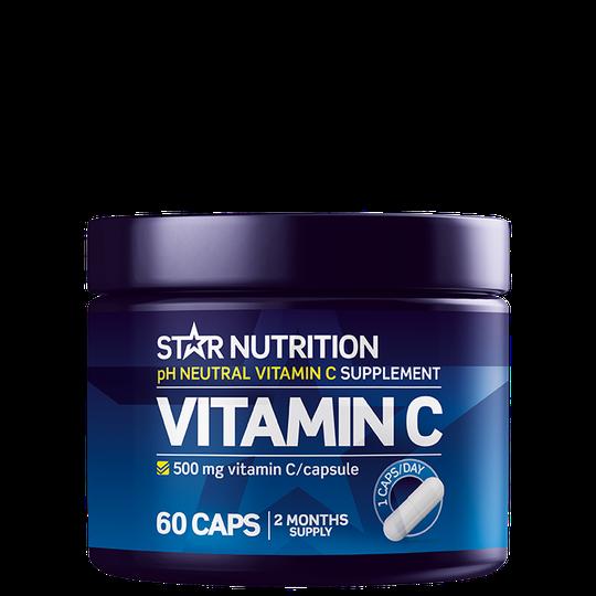 Vitamin C, 60 caps