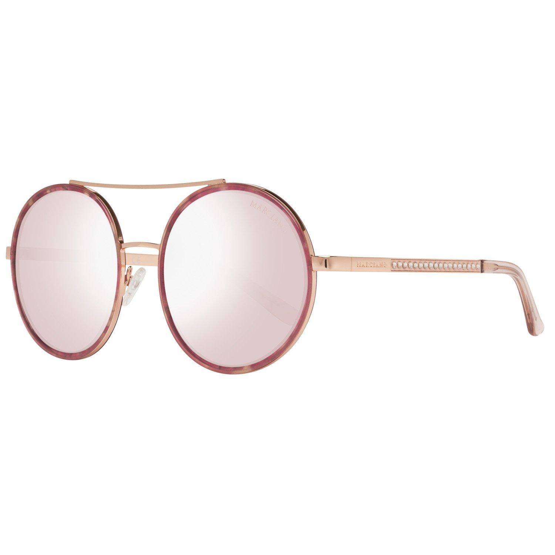 Guess By Marciano Women's Sunglasses Rose Gold GM0780 5528U