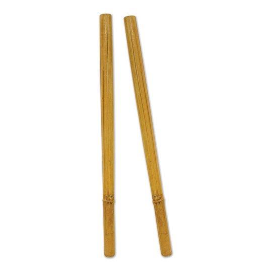 Puili Bambu Trumpinnar - 2-pack