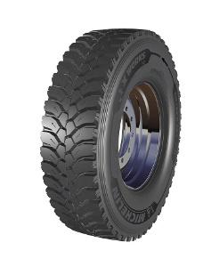 Michelin X Works HDZ ( 315/80 R22.5 156/150K )