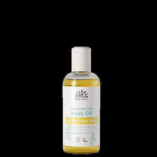 Body Oil No Perfume Baby, 100 ml