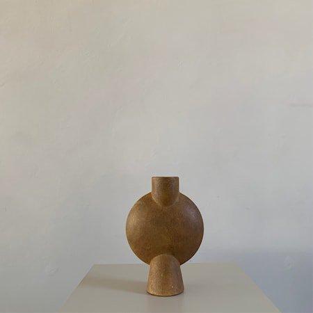 Sphere Boble Vase Mini Oker