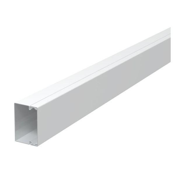 Obo Bettermann 6248519 Matekanal hvit, stål 60 x 44 mm