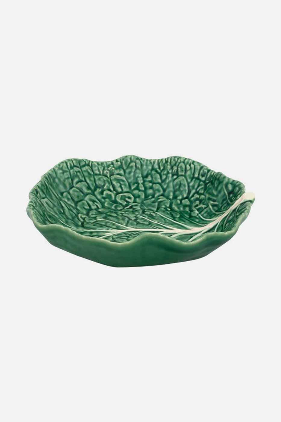 Skål Sallad Kål 28,5cm grön