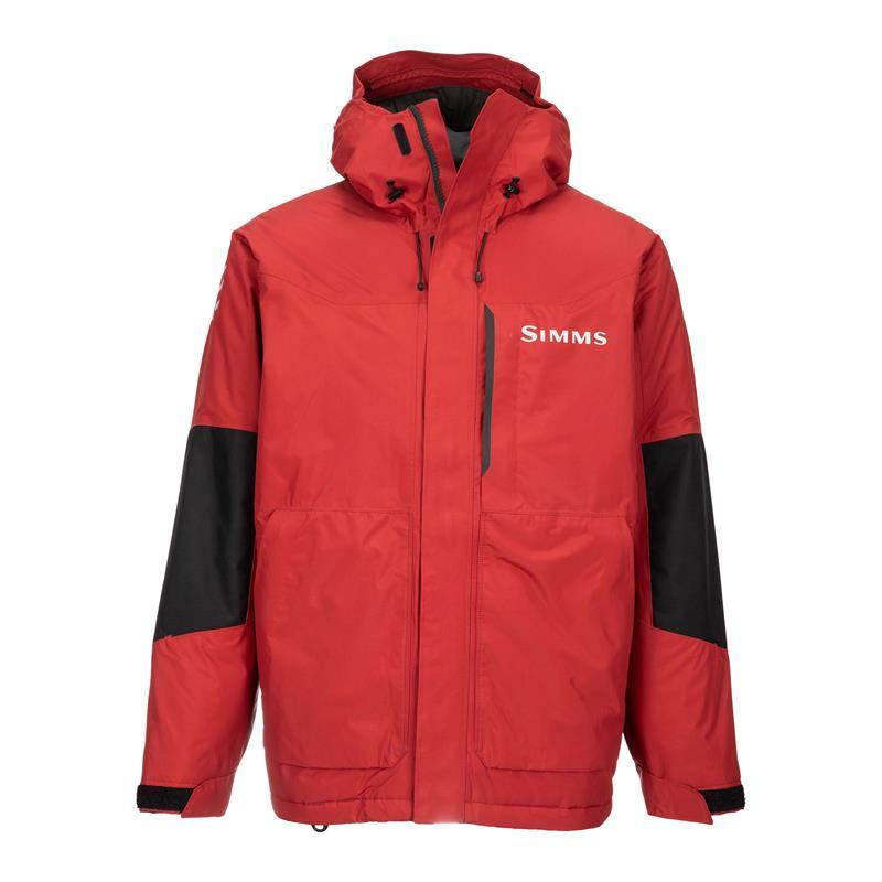 Simms Challenger Insulated Jacket 3XL Auburn Red