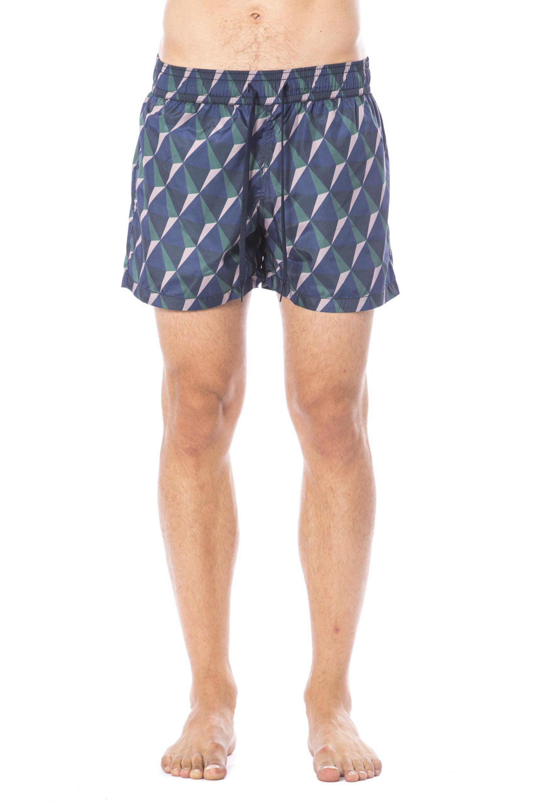 Verri Men's Verdemilitare Swimwear Multicolor VE677082 - M