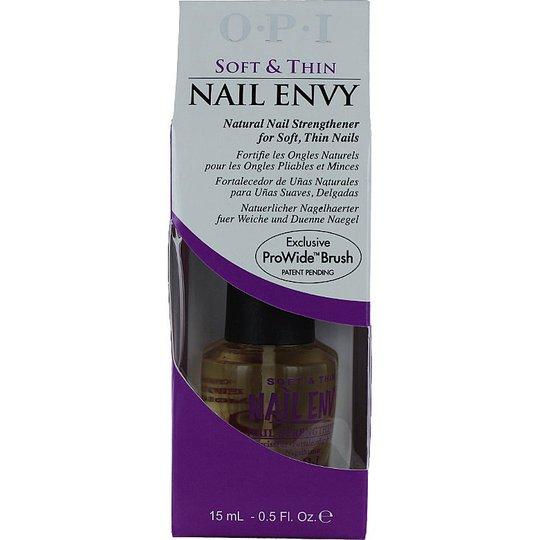 OPI Nail Envy Soft & Thin, 15 ml OPI Kynsienhoito
