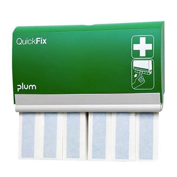 Plum QuickFix Detectable Long Laastariannostelija sis. 60 laastaria