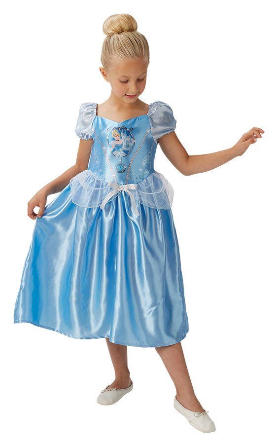 Disney Princess - Cinderella - Childrens Costume (Size 128)