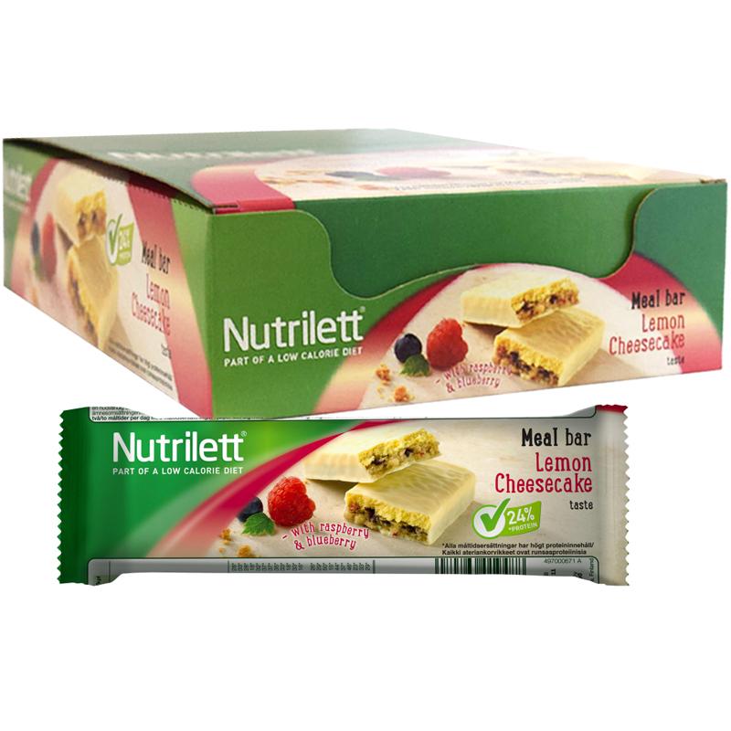 Mealbars Lemon Cheesecake 15-pack - 57% rabatt