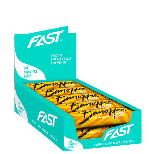 15 x FAST Enjoyment Protein Bar, 45 g