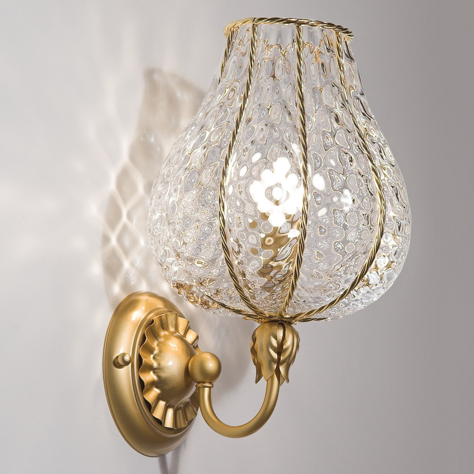 Vegglampe Odalisca