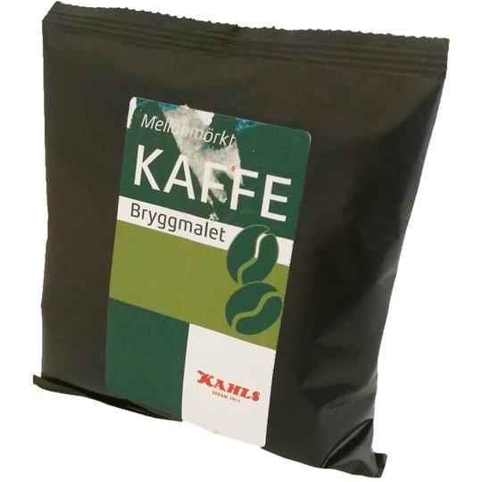 """Kaffe """"Bryggmalet"""" 100g - 62% rabatt"""