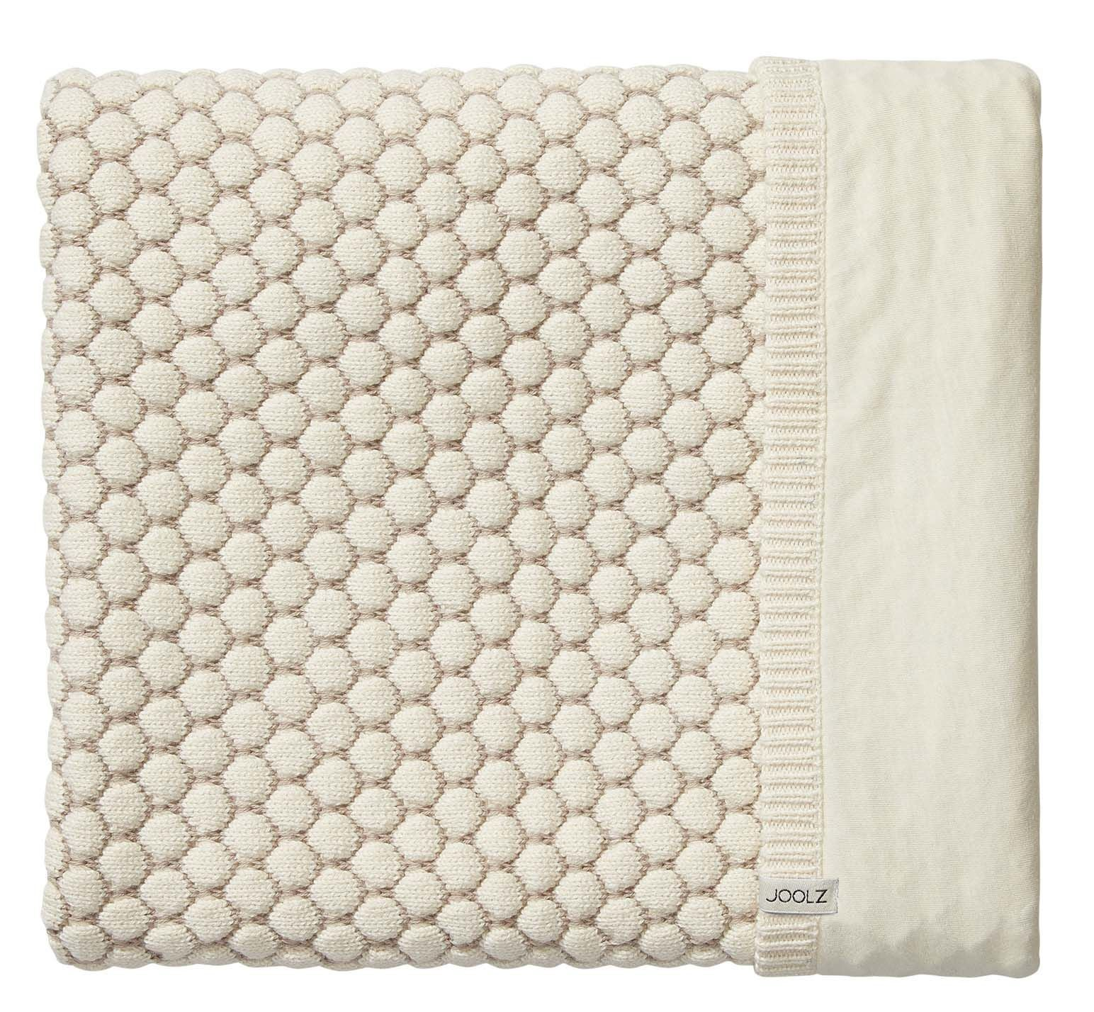 Joolz Honeycomb Viltti, Off-White