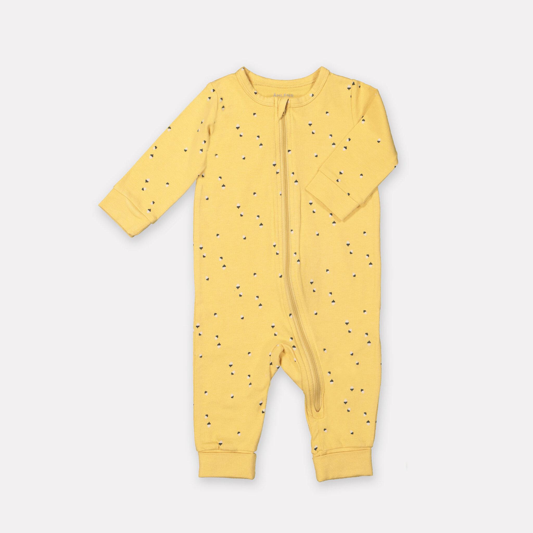 Långärmad pyjamas