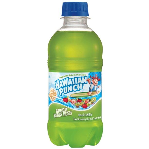 Hawaiian Punch Green Berry Rush 296ml