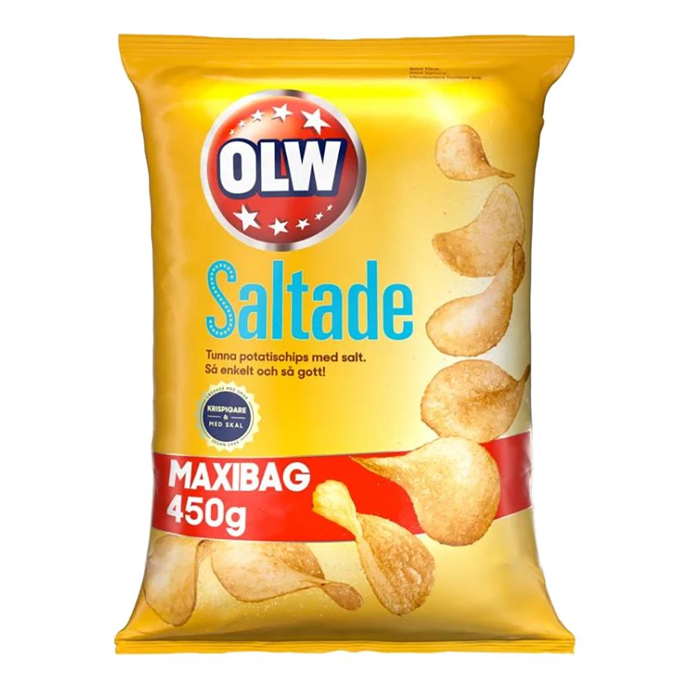OLW Maxibag Saltade - 450 gram