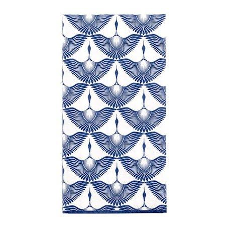Papirserviett Ayane Blå