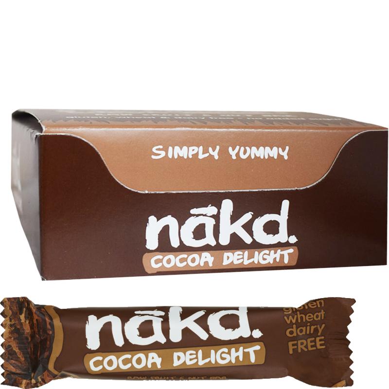 Bars Cocoa Delight 18-pack - 60% rabatt