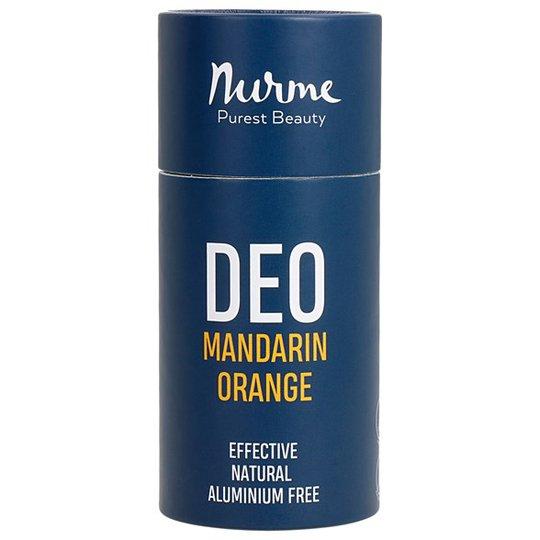 Nurme Natural Deodorant Mandarin & Orange, 80 g