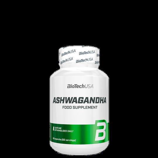 Ashwagandha, 60 caps