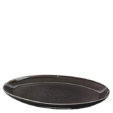Fat Oval Nordic Coal, W26,5XL35,5 CM