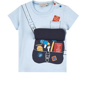 Paul Smith Junior Bag T-shirt Blå 6 mån