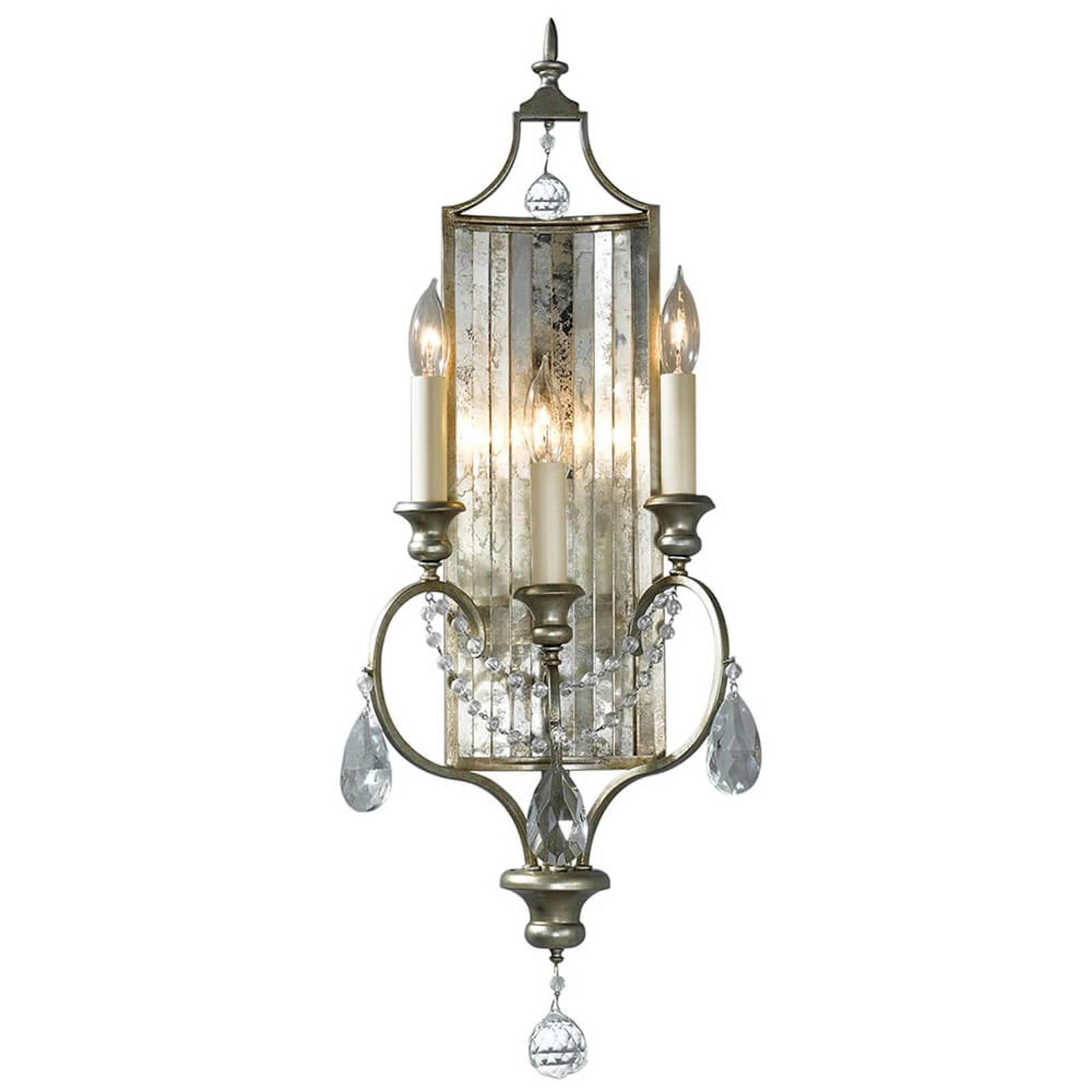 Vegglampe Gianna med 3 lyskilder