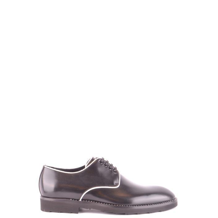 Dolce & Gabbana Men's Oxford Shoe Black 187198 - black 40